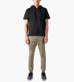 ZANEROBE Tan Dropshot Pants Model Picutre