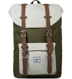 Herschel Supply Co. Army/Khaki  Little America Mid-Volume Backpack Picutre