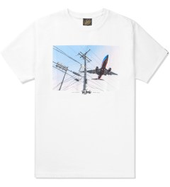 Benny Gold White Trashhand Airwaves Photo T-Shirt Picutre