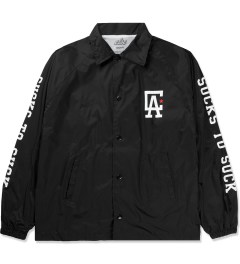 CLSC Black CLA Coaches Jacket Picutre