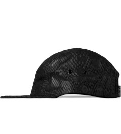 Publish Black Debere Cap Model Picutre