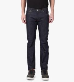 A.P.C. Indigo Petit Standard Jeans Model Picutre