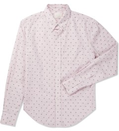 Band of Outsiders Pink LS Button Down Shirt Picutre