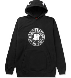 Undefeated Black BS Hoodie Picutre