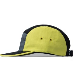 HUF Black Sport Volley Cap Model Picutre