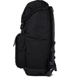 The Earth Black Black Label New Disaster Backpack Model Picutre