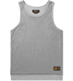10.Deep Heather Grey Rude Boy Tank Top Picutre