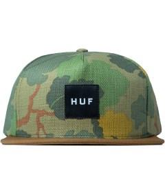HUF Leaf Camo Japanese Camo Snapback Cap Picutre