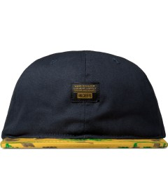 10.Deep Blue Local Native Snapback Cap Picutre