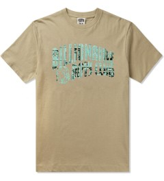 Billionaire Boys Club Cornstalk S/S Newsprint Logo T-Shirt Picutre