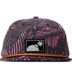 The Hundreds Black Case Snapback Cap Picutre