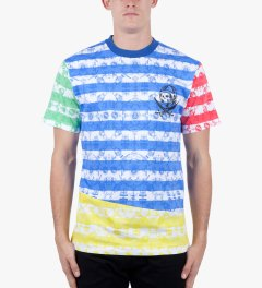 Billionaire Boys Club Multicolor S/S Mosamo T-Shirt Model Picutre