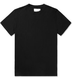 Matthew Miller Black Marshall Zip T-Shirt Picutre