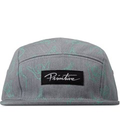 Primitive Grey HLFU 5-Panel Cap Picutre