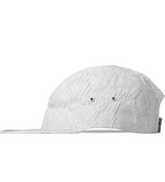 Publish White Debere Cap Model Picutre