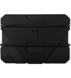 Obstructures Black Hardcoat A3 Aluminum Plate Wallet Picutre