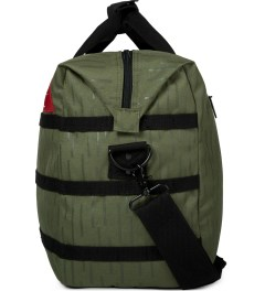 Unit Portables Pine Camo Unit Portables x Supremebeing Overnight Bag w/ Travel Pouch, Laptop Sleeve & Cable Bag Model Picutre