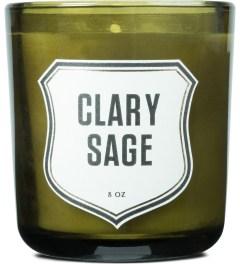 IZOLA Clary Sage Candle Picutre