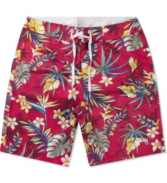 Stussy Red Paradise 8.5 Trunk Picutre