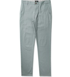 HUF Grey Fulton Chino Pants Picutre