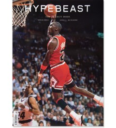 Hypebeast Magazine Issue 7: The Legacy Issue Picutre