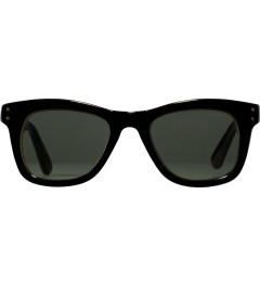 KOMONO Black Turquoise Allen Sunglasses Picutre
