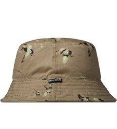 Grand Scheme Sand Duck Season Bucket Hat Model Picutre