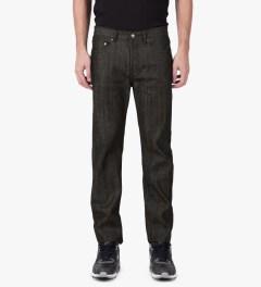 A.P.C. Black New Standard Jeans Model Picutre