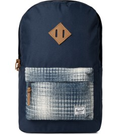Herschel Supply Co. Navy Cabin Heritage Backpack Picutre