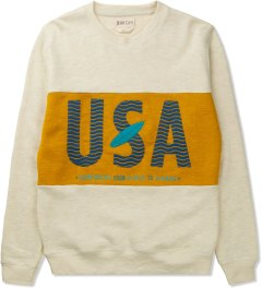 BWGH Ecru USA SW Sweater Picutre