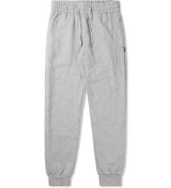 Primitive Grey Quilted Traveller Jogger Sweatpants Picutre