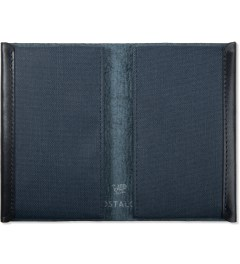 POSTALCO Navy Blue Card Holder Model Picutre