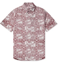 M.V.P. Beer Red Corona S/S Shirt Picutre