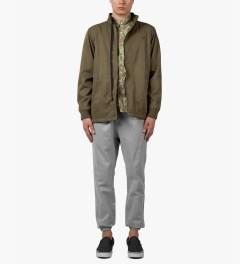 Soulland Grey Nos Bomholt Pants Model Picutre