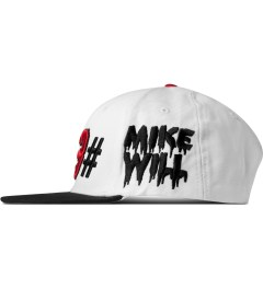 BEENTRILL White Mike Will 23 Snapback Cap Model Picutre