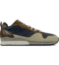 adidas Originals Beige/Blue/Brown ZXZ 930 84-Lab Shoes Picutre