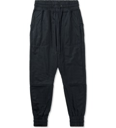 Thing Thing Navy Ronin Trackie Mesh Pants Picutre