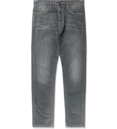Carhartt WORK IN PROGRESS Grey Heritage Washed Klondike Pants II Picutre