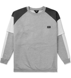 Thing Thing Grey MN Pressure Crewneck Sweater Picutre