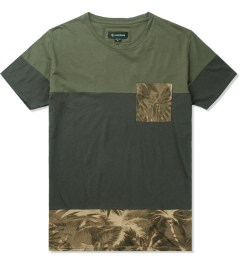 ZANEROBE Petrol Prism T-Shirt Picutre