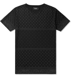 Grand Scheme Black Bandana T-Shirt Picutre