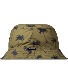 Grand Scheme Sand Sahara Bucket Hat Model Picutre