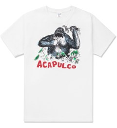 Acapulco Gold White Welcome to the Jungle T-Shirt Picutre