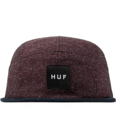 HUF Wine Tweed Volley Cap Picutre