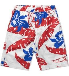 HUF White Copacabana Easy Shorts Picutre