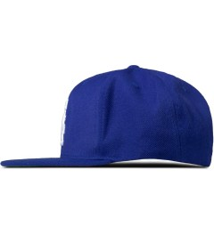 CLSC Royal Blue CLA Snapback Cap Model Picutre
