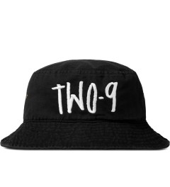 Two-9 Black TWO-9 Bucket Hat Picutre
