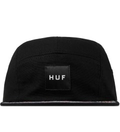 HUF Black Corte Volley Cap Picutre