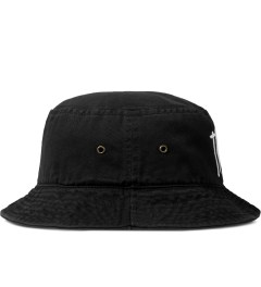 Two-9 Black TWO-9 Bucket Hat Model Picutre