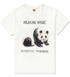 Human Made White Panda T-Shirt Picutre